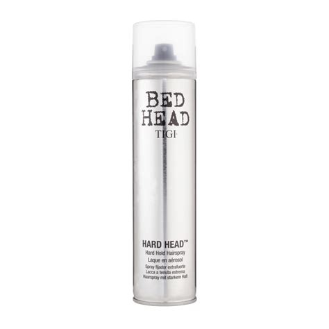 bed head hard head hairspray best hairspray for volume issues according to your needs
