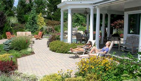 Backyard Landscaping Designs Gallery Donno Landscaping Long Island New York Special
