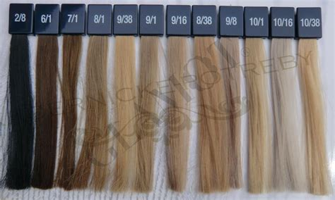 perfect 10 hair color chart wella professionals koleston perfect rich naturals hair
