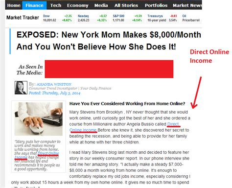 How To Make Money Online Scams - direct online income yet another scam spotted how to make honest money online