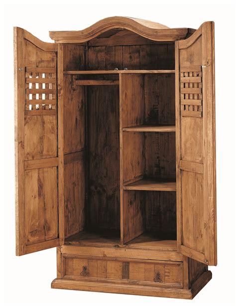 armarios rusticos armarios r 250 sticos de madera maciza