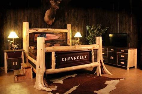 redneck bedroom redneck chevy tailgate bed altёяєd clever pinterest