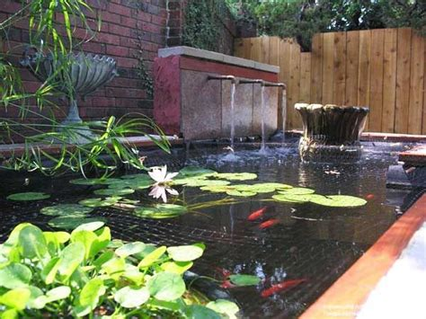 pictures of small backyard ponds 21 garden design ideas small ponds turning your backyard