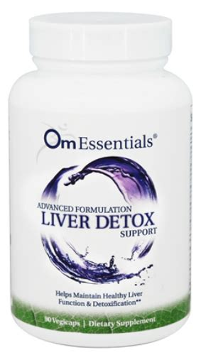90 For Liver Detox by Liver Detox Support 90 Vgc 15 40ea From Omessentials