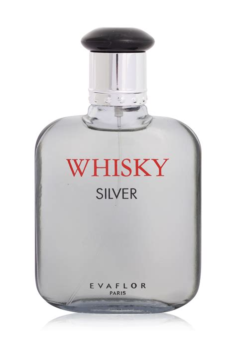 Murah Original Parfum Silver 100ml perfumes fragrances perfumes evaflor whisky homme silver 100ml edt for