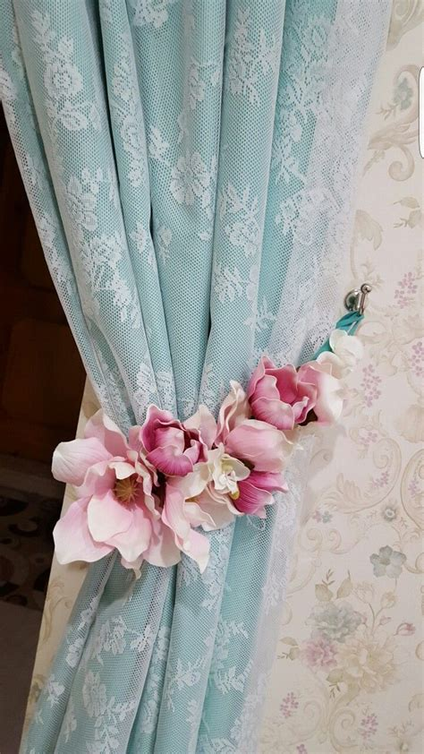 Handmade Curtain Tie Backs - 288 best images about on window