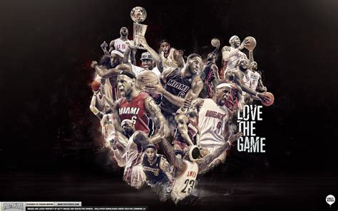 wallpaper i love game iwallpapers nba wallpapers love the game ipad and