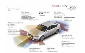 Audi A6 Safety Features Audi Active Safety Diagram Photo 4