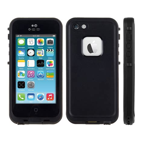 Armor 360 Protective Soft Back Iphone 5 5s Se Cover kwmobile armor for apple iphone se 5 5s 360 176 cover mobile ebay