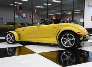 Chrysler Prowler Roadster 2002 Chrysler Prowler Roadster Happy Days Cars