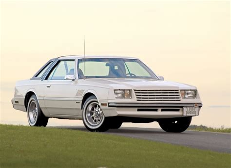 1980s dodge cars lost cars of the 1980s dodge mirada hemmings daily