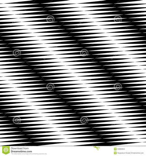 illustrator pattern edge black and white jagged edge seamless pattern stock vector