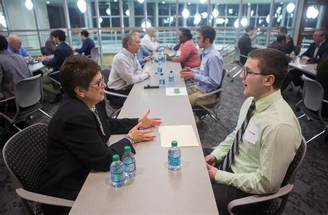 Mba Networking Events Nyc by Speed Networking Daily Photo Feb 27 2014 Binghamton