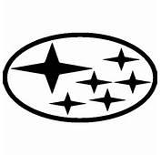 Sticker Et Autocollant Subaru Logo