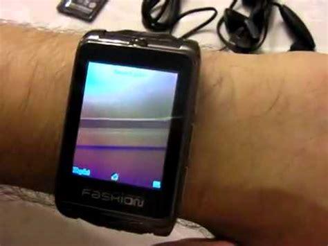 celular de pulso s9110 youtube