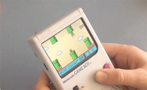 gameboy micro case mod raspberry pi zero game boy case mod maker man zero