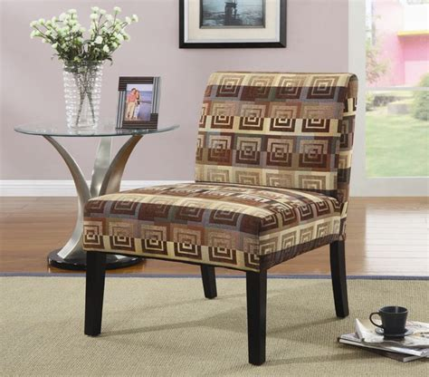 Patterned Living Room Chairs Square Spiral Patterned Accent Chair Modern Armchairs And Accent Chairs New York By