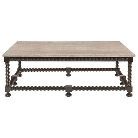 fiori country barley twist coffee table