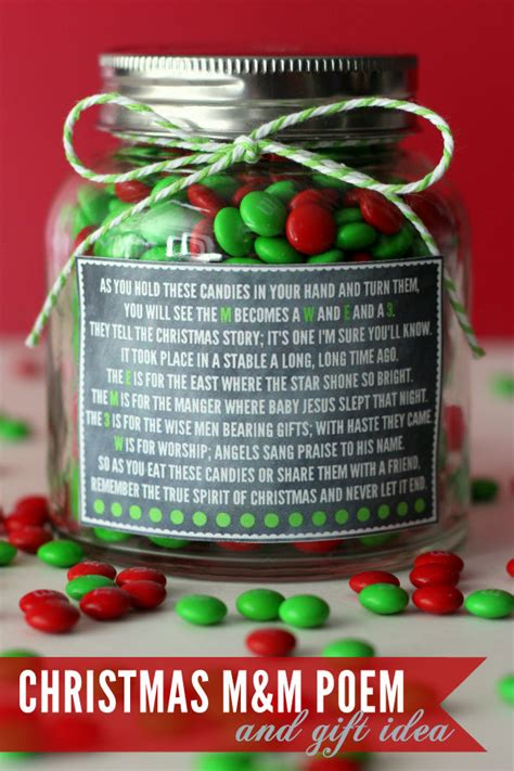 christmas cookie jar gift idea