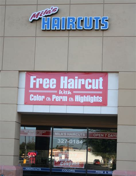 haircut coupons tucson coupons u0026 offers signature style sharon leal was born