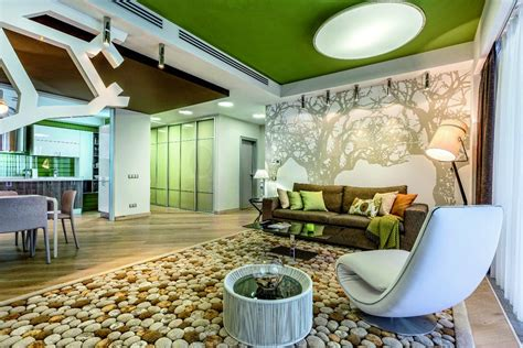 green furniture living room ideas