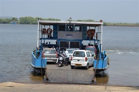 boat service in gujarat is guj s ro ro ferry really the 1st of its kind in south