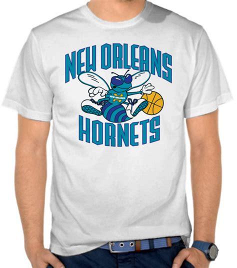 Kaos Basket Nba Suns 1 jual kaos logo tim nba new orleans hornets 1 basket