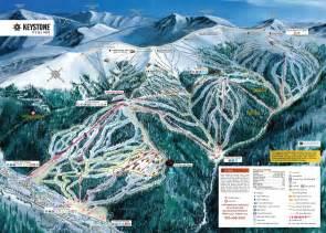 keystone colorado trail map keystone trail map keystone ski map keystone snowboard map