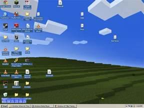 windows xp bliss desktop background recreated in