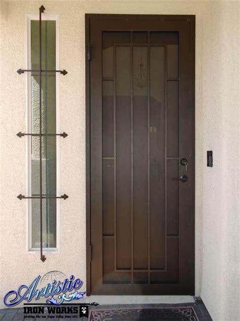 Exterior Security Screen Doors 25 Best Ideas About Security Door On Security Room Safe Room And Gun Safe Room