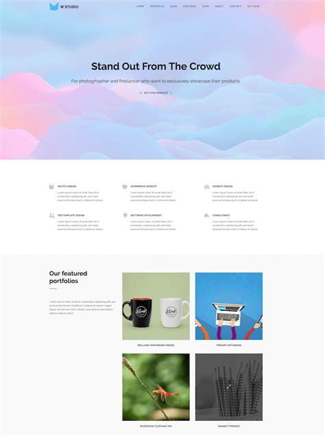 wordpress themes grafik design 20 best graphic designers wordpress themes 2018