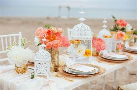 Beachy Bohemian Wedding Inspiration   Green Wedding Shoes