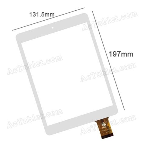 Lcd Screen Replacement For Ainol Novo 8 Discover 69cvce lcd screen replacement for ainol novo 8 advanced mini jakartanotebook