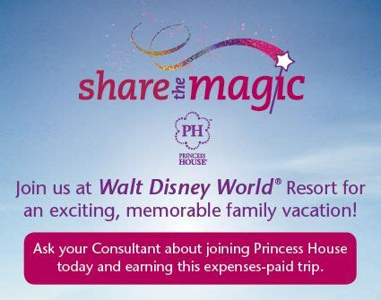 Princess House Consultant by Disney Trips And Trip To Disney World On