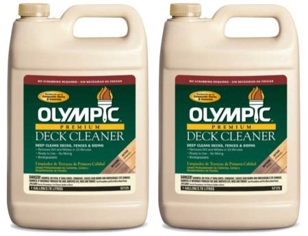 reg  olympic deck cleaner  store pickup