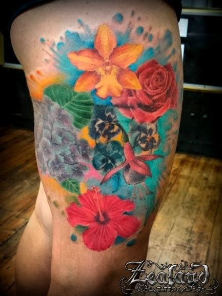 best tattoo studio queenstown full colour tattoo zealand tattoo