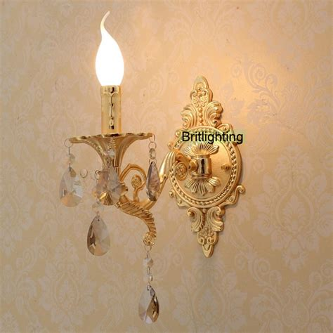 Luxury Vanity Lights Aliexpress Buy Bedside Led Wall Lights Vanity Light Luxury Gold Wall L Bathroom