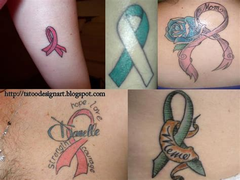 breast cancer tattoos designs fashion and breast cancer