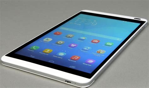 Tablet Huawei review of the tablet huawei mediapad m1 8 0