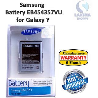 Samsung Battery Eb454357vu Original samsung battery eb454357vu