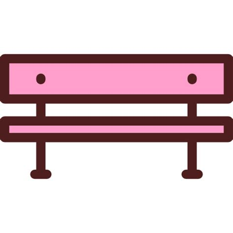 park bench icon bench free entertainment icons