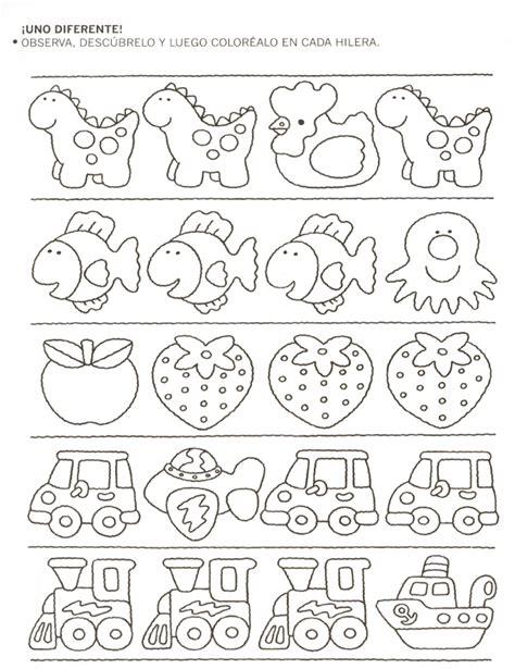 imagenes matematicas para niños preescolar dibujos de actividades de los numeros en preescolar imagui