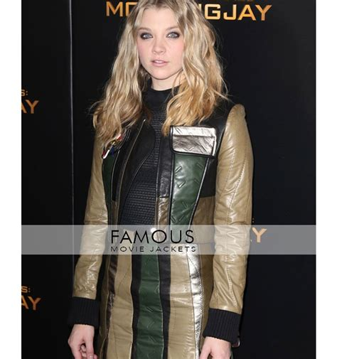 natalie dormer hunger natalie dormer hunger mockingjay part 2 new york