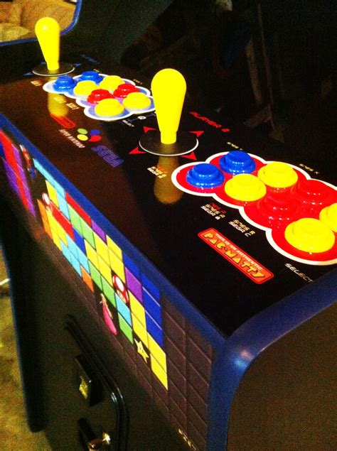 custom arcade kits custom arcade graphics custom arcade machines vancouver