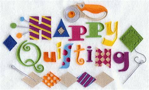 Quilting Notions Machine Embroidery Designs At Embroidery Library