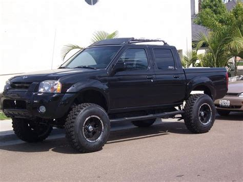2002 nissan frontier lifted chingon619 2002 nissan frontier regular cab specs photos