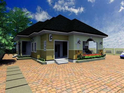 four bedroom bungalow design residential homes and public designs 4 bedroom bungalow