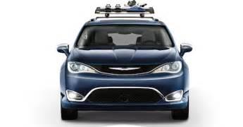 Chrysler Minivan Accessories Mopar Accessories Available For 2017 Chrysler Pacifica