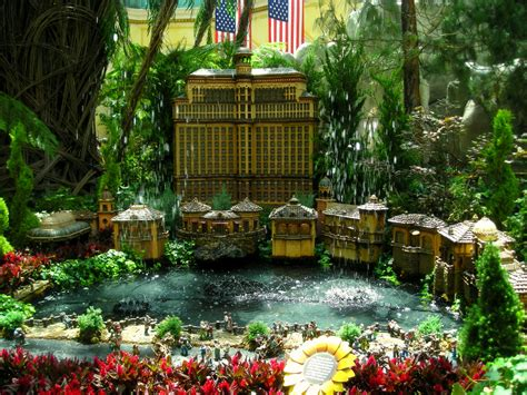 Garden Las Vegas Can T Score In The Casino Find Guaranteed Green At The