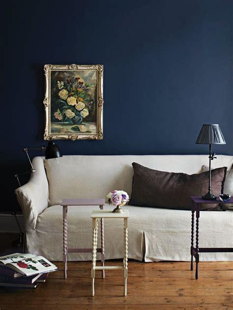 plascon inspired colour loving ink blue sitting room